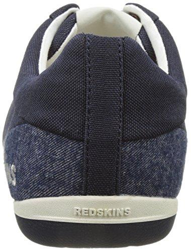 Redskins Herren Helmi Flach Bleu (Marine+Jean)
