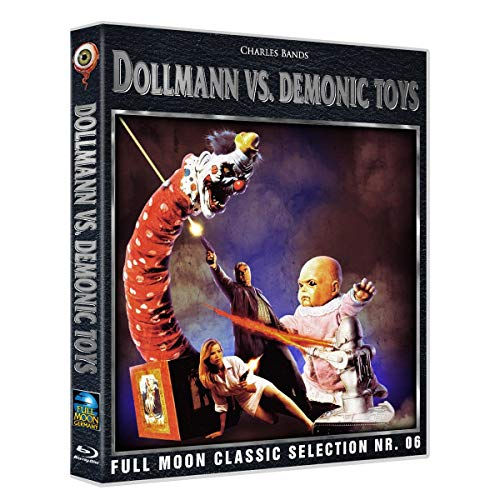 Dollman vs. Demonic Toys (Full Moon Classic Selection Nr. 06) - Limited Edition [Blu-ray]