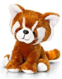Lashuma Plüschtier Roter Panda Tails, Brauner Katzenbär, Kuscheltier Pippins ca. 14 cm