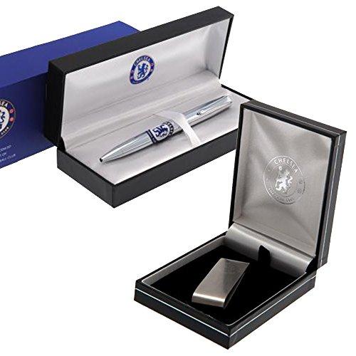 Offizielles Chelsea Executive Stift und Geld Clip Combo (Executive-geld-clip)