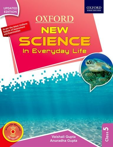 New Science in Everyday Life Class 5
