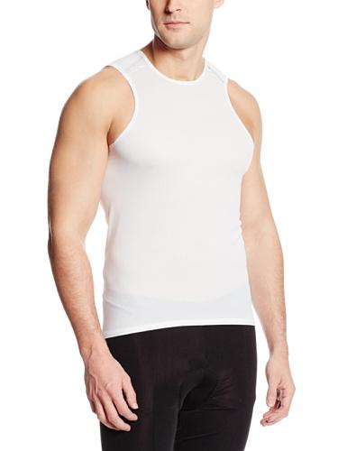 Pearl Izumi Herren Ärmelloses Unterhemd Transfer Lite Baselayer, White, S, P14121401508S