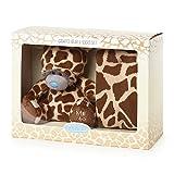 Me to You Me to You Giraffe Onesie Bear and Socks Gift Set