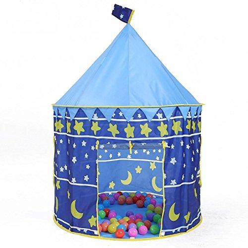 Tente Pour Enfants Intérieur Princesse Fille Extérieur Boy Game Maison Maison 3 Ans Yourtes à La Maison Toy House,B