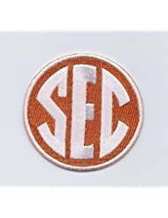SEC Southeastern Conference Team Jersey Uniform Patch Tennessee Volunteers by Patch Collection