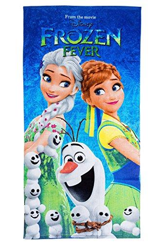 Disney frozen telo da spiaggia/asciugamano
