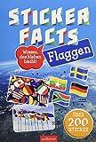 Stickerfacts Flaggen: Mit über 200 Stickern