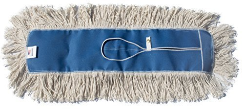 24-zoll-mop (Nine Forty Industrial Strength Ultimate Cotton Dust Mop Refill - Dust Mop Heads Replacement (24