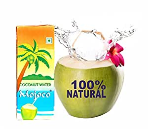 MOJOCO Delicious Natural Tender Coconut Water Energy Drink (Pack of 27)