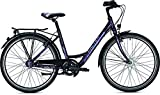 Unbekannt Kinder-/Jugendrad Falter ATB FX 607 Pro Wave 26' 7-Gang Freilauf Riemenantrieb, Rahmenhöhen:48, Farben:Lila-Glanz