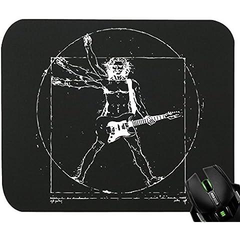 Touchlines - Da Vinci Rock Guitar tappetino