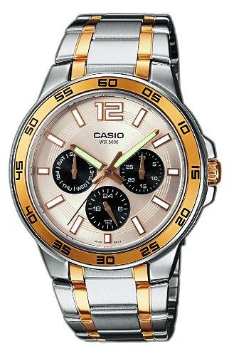 f150a779f522 En Venta CASIO Collection MTP-1300SG-7AVEF - Reloj de caballero de ...