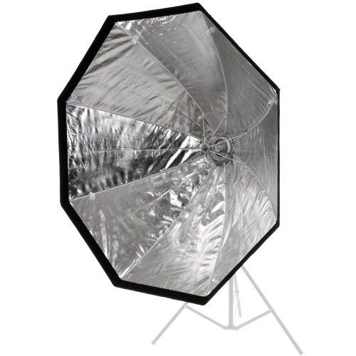 Walimex Pro Easy Softbox (Durchmesser 120 cm) für Aurora/Bowens