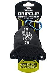 Trespass - Toalla de microfibra de deporte con mosqueton - Escalada/Montañismo/Deporte/Gym