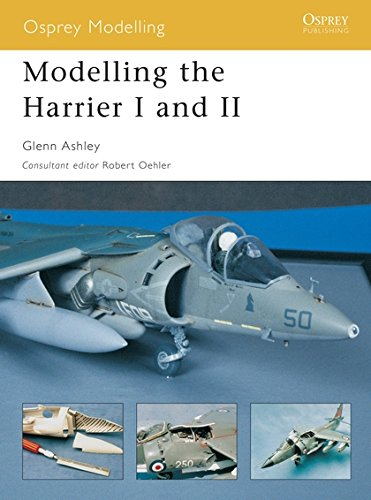 Modelling the Harrier I and II (Osprey Modelling)
