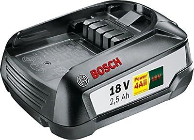 Bosch DIY Wechsel-Akku PBA 18 Volt (Lithium-Ionen, 2,5 Ah)