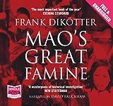 Mao's Great Famine (Unabridged Audiobook)