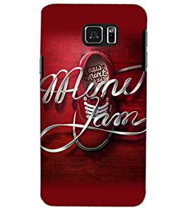 SAMSUNG GALAXY NOTE 5 SHOE Back Cover by PRINTSWAG