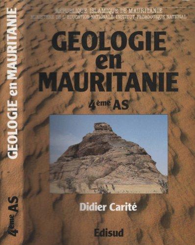Géologie en Mauritanie