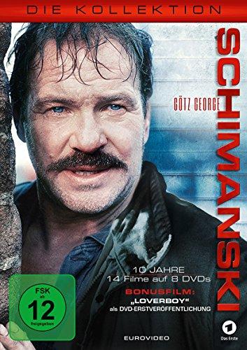 Schimanski - Die Kollektion 1997-2007 [8 DVDs]