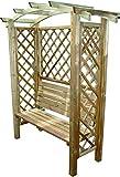 Blinky 7969610Pergolen Holz, Typ arco-panca