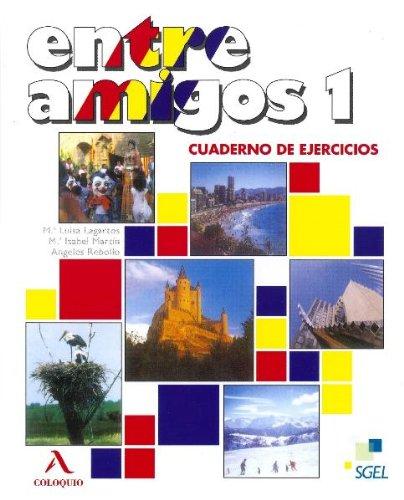 Entre Amigos 1 Ejercicios Cuaderno De Ejercicios 1 Pdf Download