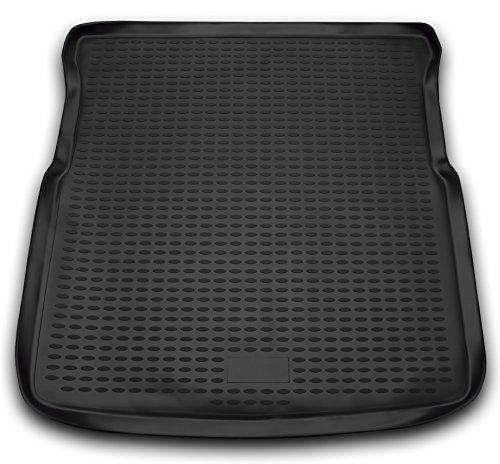 Preisvergleich Produktbild AD Tuning TM15027 Passform Gummi Kofferraumwanne, rutschfest, schwarz