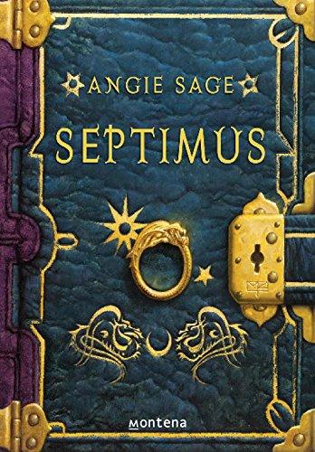 Portada del libro Septimus (Septimus 1) (Serie Infinita)