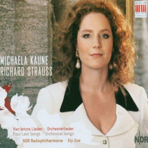 Richard Strauss: Vier Letzte Lieder/Orchesterlieder