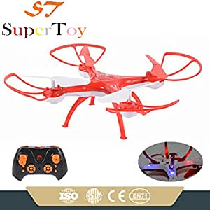 Super Toy Drone Professional Quadcopter 360 With 24G Rc Helicopter One Key