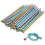 Hosaire 30PCS/Lot Crayon à Papier Flexible Pliable Souple 18cm Cadeau idéal pour les enfant