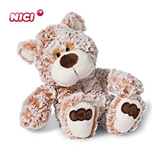 NICI- Classic Bear 12 Peluche, Color marrón (44462)