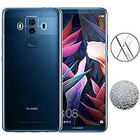 Huawei Mate 10 Pro Hülle, TopACE TPU Hülle Schutzhülle Crystal Case Durchsichtig Klar Silikon transparent für Huawei Mate 10 Pro (Transparent)