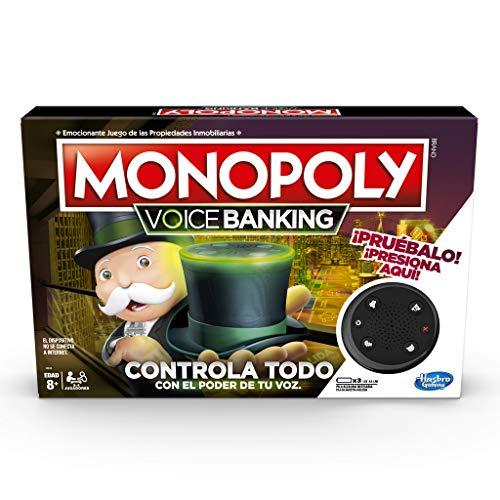 Monopoly - Voice Banking Hasbro E4816SO0