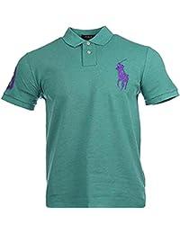 f0cf7bad01a0e Amazon.fr   Ralph Lauren - T-shirts, polos et chemises   Homme ...