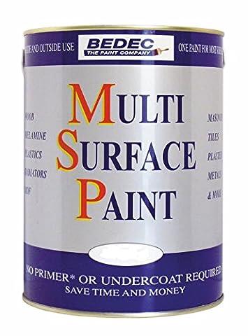 Bedec 750 ml Soft Gloss Multi-Surface Paint - Soft