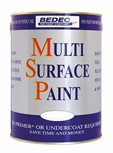 BEDEC SUAVE SATEN MULTI-SURFACE PAINT-P  NEGRO  BEDE2KB0003/70