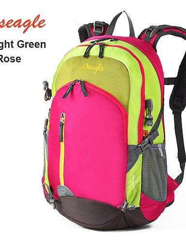 GXS oseagle 32L Outdoor Bergsteigen Wandern Reiten Radfahren Tasche Travel Rucksack New - lichtgrün