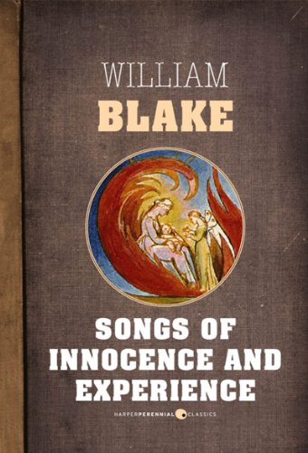 Buchseite und Rezensionen zu 'Songs Of Innocence And Songs Of Experience' von William Blake