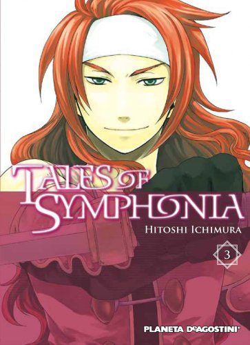 Tales of Symphonia nº 03/06 (Manga Shonen)