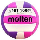 Molten Light Touch Volleyball, violett / pink