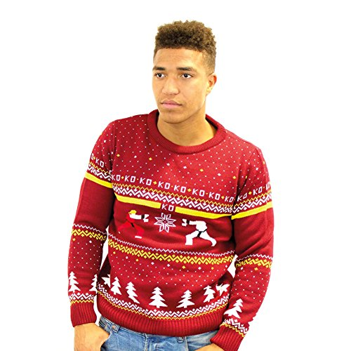 street-fighter-official-ken-vs-ryu-christmas-jumper-sweater