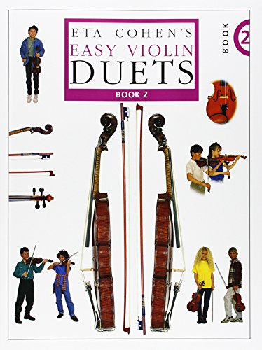 Eta Cohen S Easy Violin Duets - Book 2
