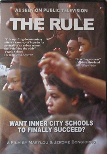 THE RULE: THE BENEDICTINE MONKS OF NEWARK ABBEY IN NEWARK,NJ.TEACHING THE MOST VULNERABLE OF OUR CHILDREN DVD