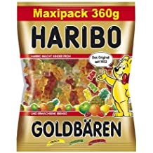 Haribo Gold-bears Maxipack 360g Gold-Ba