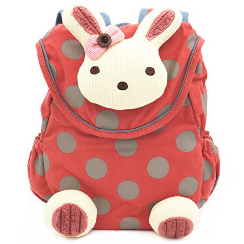 BAOSHA KD-02 Babyrucksack Kindergartenrucksack Kindergartentasche Backpack Schultasche Kinder (Rot) Kd 4 Kinder