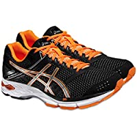 Asics Black Running Shoe For Men