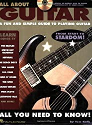 All About Guitar: A Fun and Simple Guide to Playing Guitar by Tom Kolb (2006-11-30)