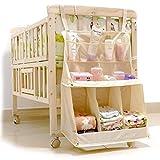 Best pannolino Creme - Baby nursery organizer-hanging organizer per letto–pannolino organizzatore con Review