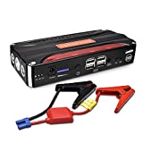 Best Jump Starters - MICTUNING 5 in 1 Portable Car Jump Starter Review